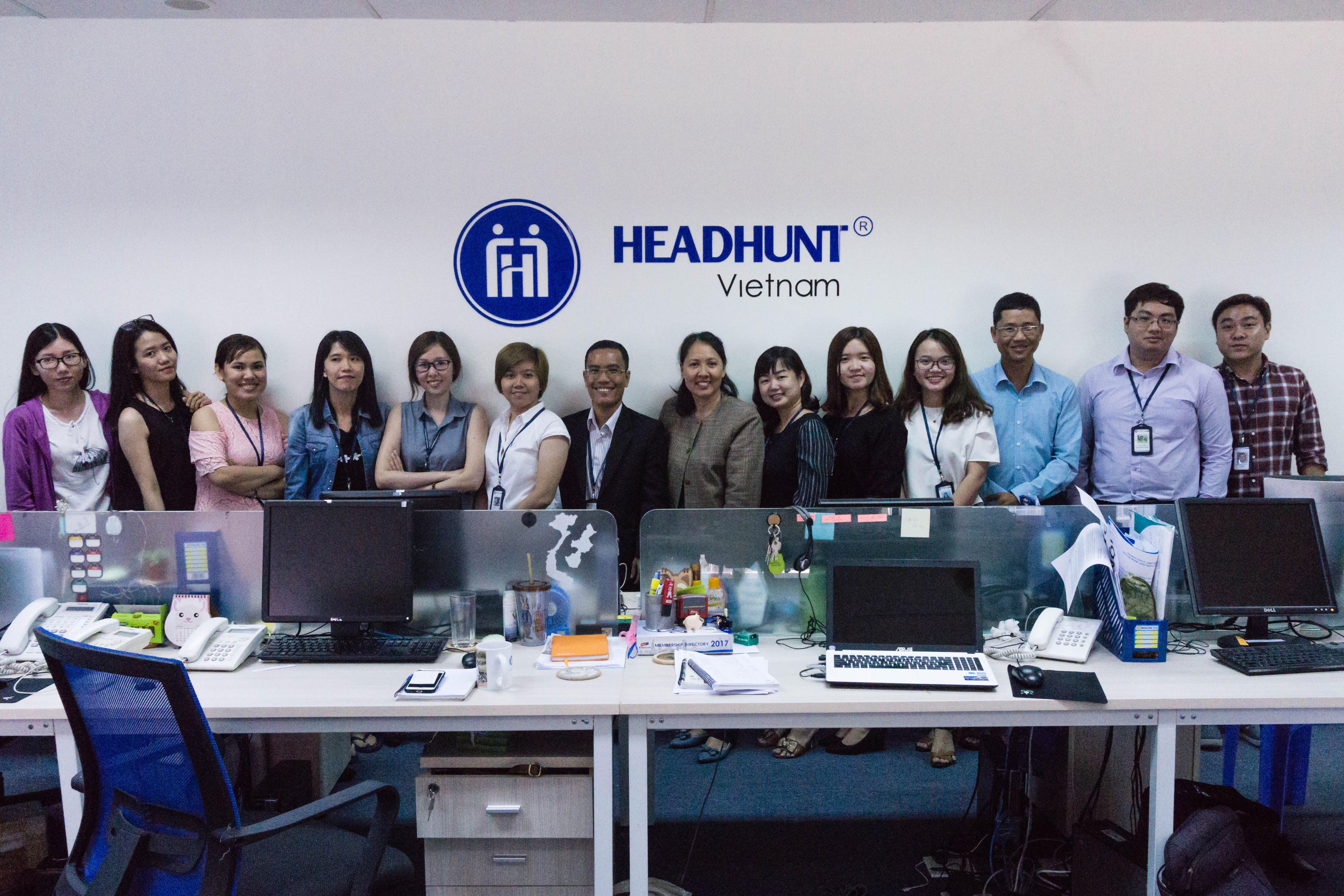 Công ty săn đầu người (Head hunter) Headhunt Vietnam