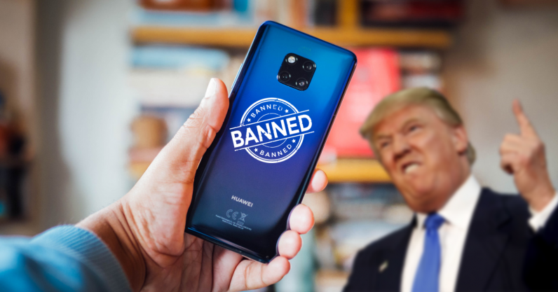 Huawei's answer for the sanction of U.S